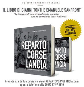 Gianni Tonti - Reparto Corse Lancia, 2013