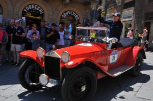 Mille Miglia 2016 - Lambda Tipo 218 Torpedo 1929
