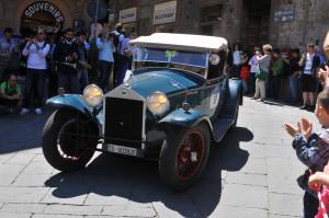 Mille Miglia 2016 - Lambda Tipo 221 Spider 1929