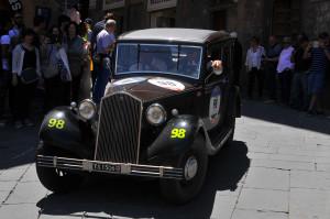 Mille Miglia 2016 - Augusta Berlina Viotto 1934