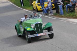 Mille Miglia 2016 Augusta Cabriolet 1934