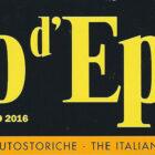 Auto d'EPOCA Maggio 2016