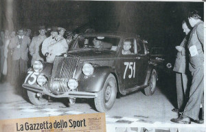 Auto d'EPOCA Maggio 2016 - Mille Miglia 1949