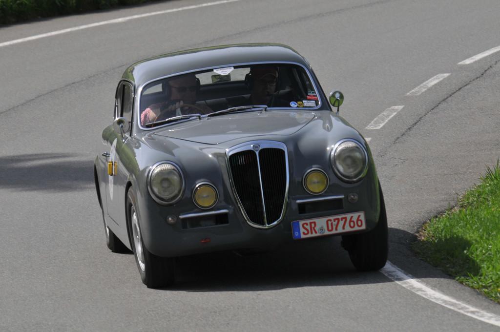Gaisbergrennen 2016 - Lancia Aurelia B20 GT