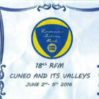 18. RFM-Meeting in Cuneo