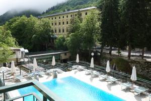 RFM-Meeting 2016 - Valdieri Bad und Hotel