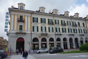 RFM-Meeting 2016 - Cuneo Piazza Galimberti Café Arione