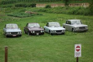 RFM-Meeting 2016 - vor der Mühle in Dronero