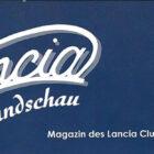 Lancia Rundschau 01/2016