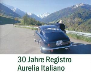 Lancia Rundschau 01/2016 - Blick nach Italien