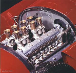 Lancia - una storia vincente: Luca Gastaldi - der V8 des D50