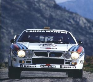 Lancia - una storia vincente: Luca Gastaldi - der 037 in Korsika 1983