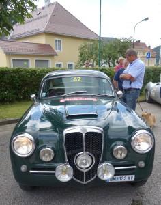 Ennstal Classic 2016 - Aurelia B20 GT Nardi