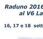 Raduno 2016 V6 Lancia – resoconto e foto