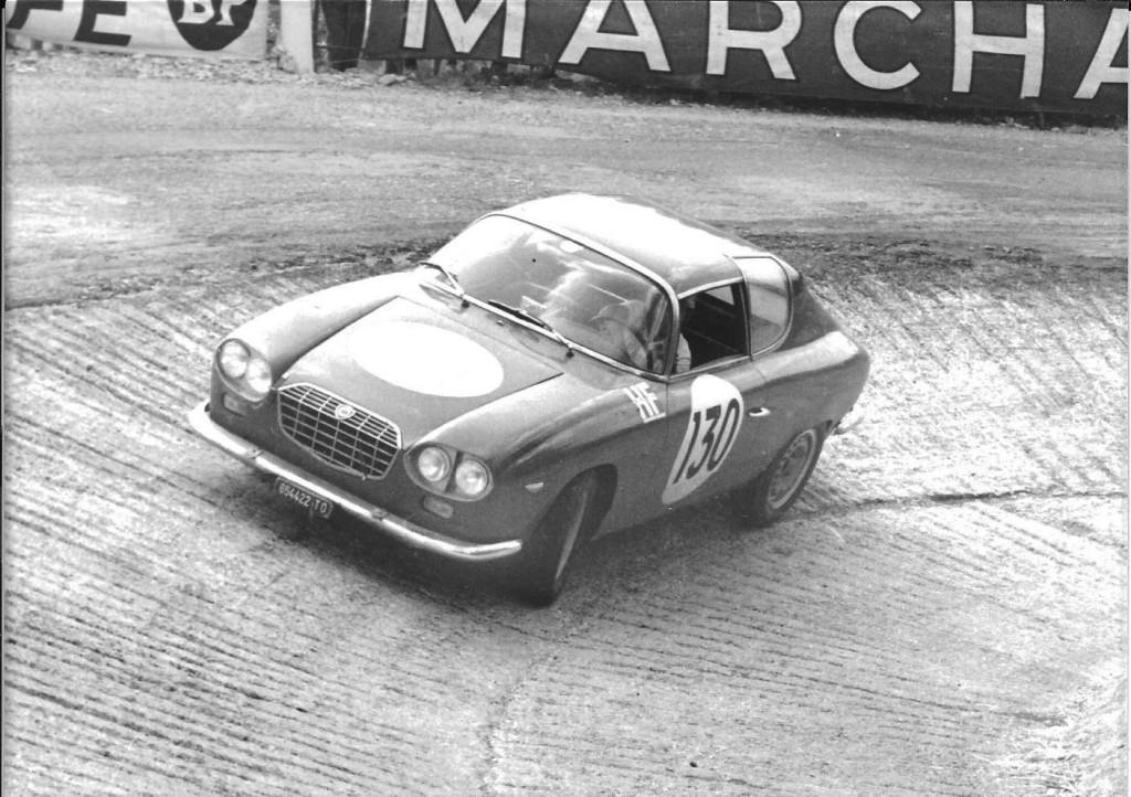 Bergrennen mit Flavia - René Trautmann Monte Ventoux 1965 (Maurice Louche)