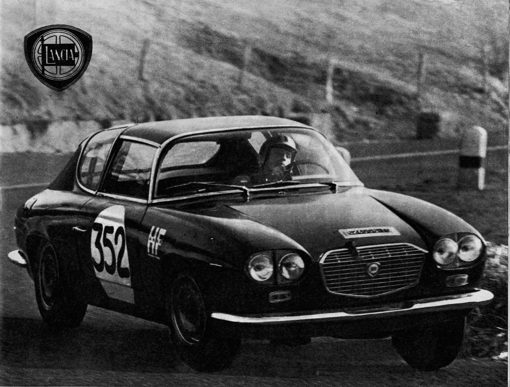 Bergrennen mit Lancia - Marco Crosina 1965