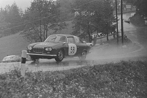 "Bergrennen mit Flavia - Gaisbergrennen 19656 - ""Kandaru"" (TMW Wien)"
