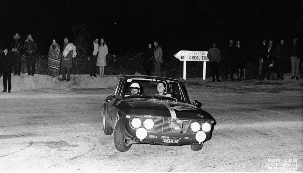 Claudine Bouchet-Trautmann Criterium Alpin 1967 (Archiv C. Trautmann)