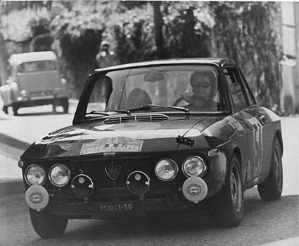 Coupe des Alpes 1968 - Platz 3