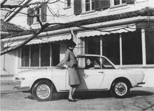 Lancia-Werbung 1965