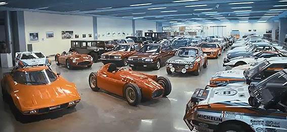 Lancia Classiche - hier wartet viel Arbeit auf die bisherigen Geschichtsverweigerer!