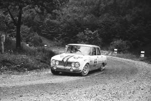Arnaldo Cavallari - Österr. Alpenfahrt 1964 - bester Toutrenwagen