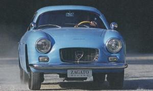 AutoZEITUNG 1/17 - Appia Sport von Zagato