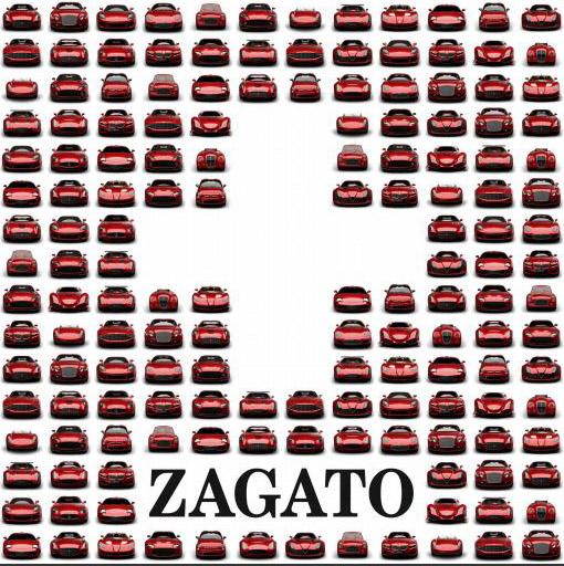 Pantheon Basel - Zagato-Ausstellung 2016/17