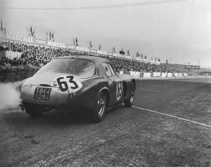 24 Stunden von Le Mans 1953 - Biondetti mit dem Kompressor D20
