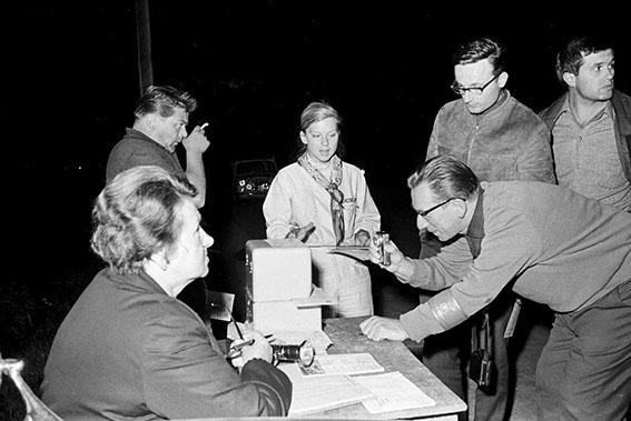 Elizabeth Nyström - München-Wien-Budapest 1966 - ZK