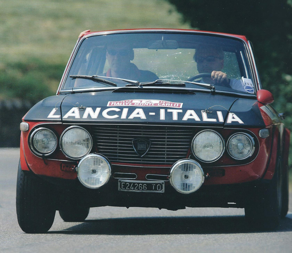 AUTOItalia - Glory Years - Fulvia 1,6 HF