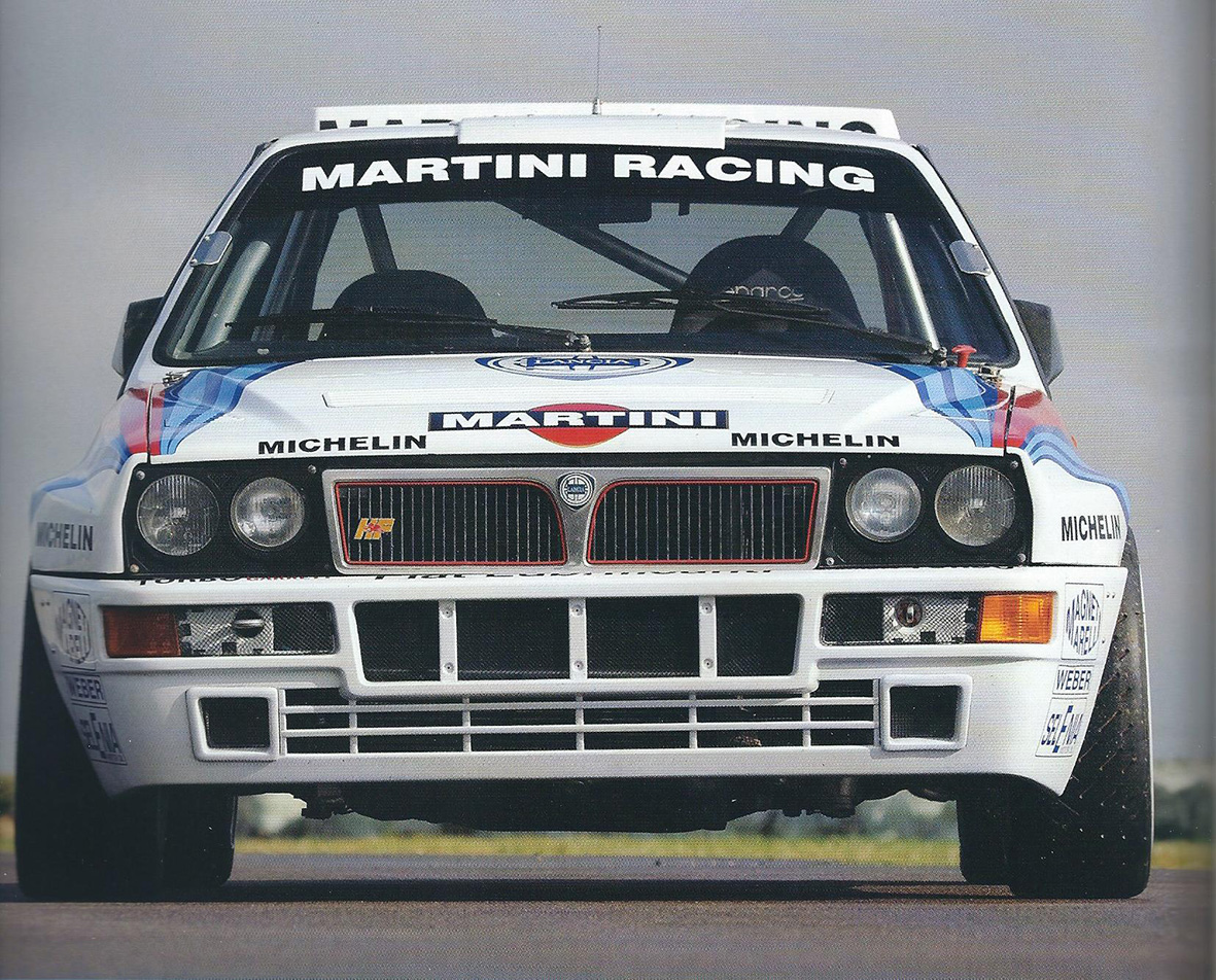 AUTOItalia - Glory Years - Delta Integrale