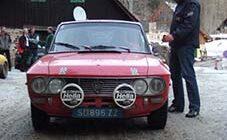 Winterrallye Steiermark 2008