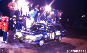 Beta HPE - Rallye Monte-Carlo 1982 - Chomat/Vieu