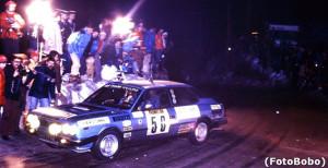 Beta HPE Rallye Monte-Carlo 1982 - Hamer/Petitjean