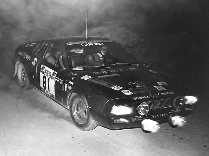 Beta Montecarlo Rallye