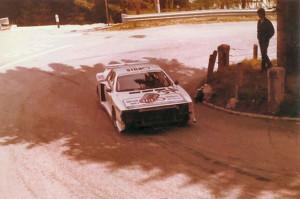 Beta Montecarlo - Bergrennen Trento-Bondone 1981 - Claudio Olenciuc