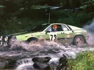 Beta Montecarlo - Rallye