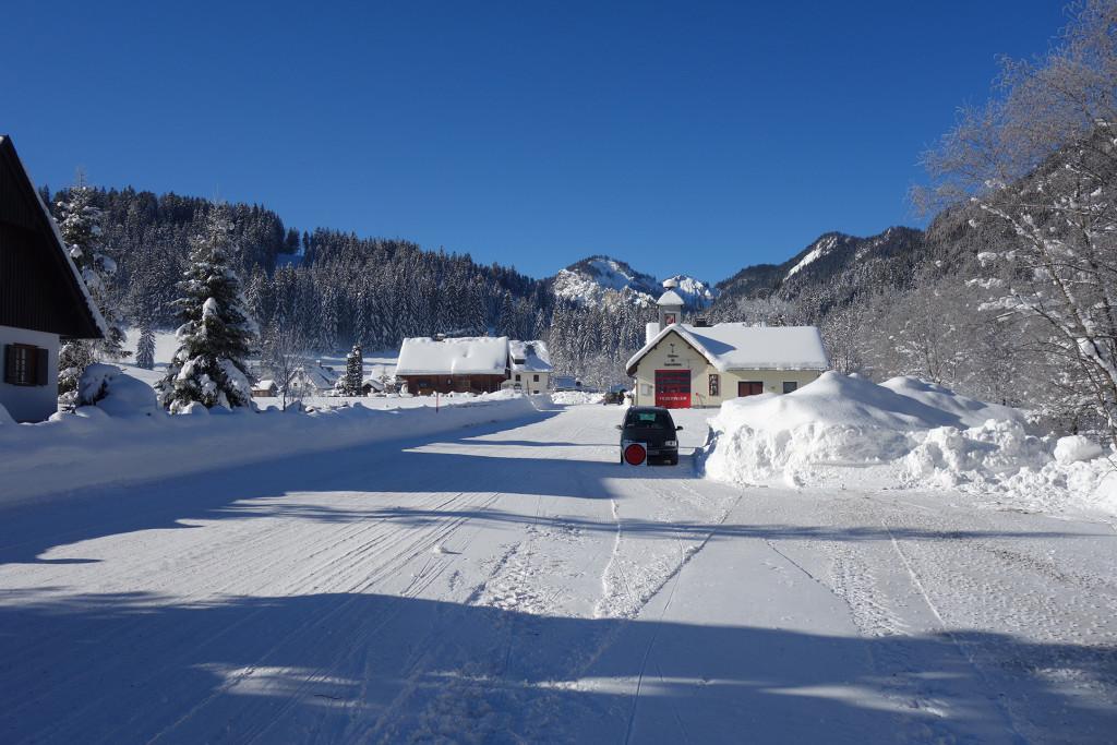 Winterrallye Steiermark 2017 - Hinterwildalpen Gasthaus Krug