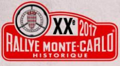 20. Rallye Monte-Carlo Historique 2017