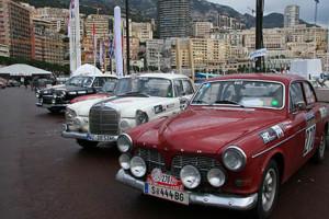 Rallye Monte-Carlo Historique 2017 - Dr. Pierer als Hallein