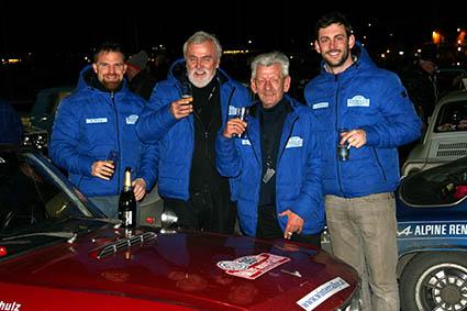 Rallye Monte-Carlo Historique 2017 - welcome in Monte Carlo!
