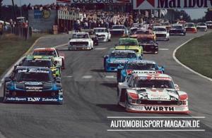 DRM 1981 - Der neue Meister mit den dahinterliegenden Montecarlo Turbos