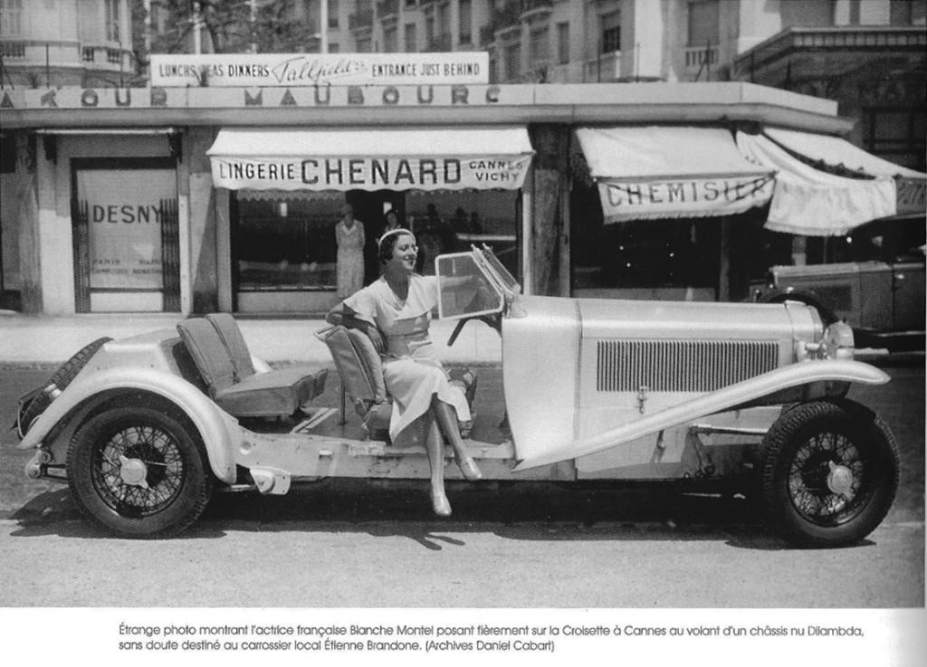 Dominique Pagneux - Lancia - französische Karosserie
