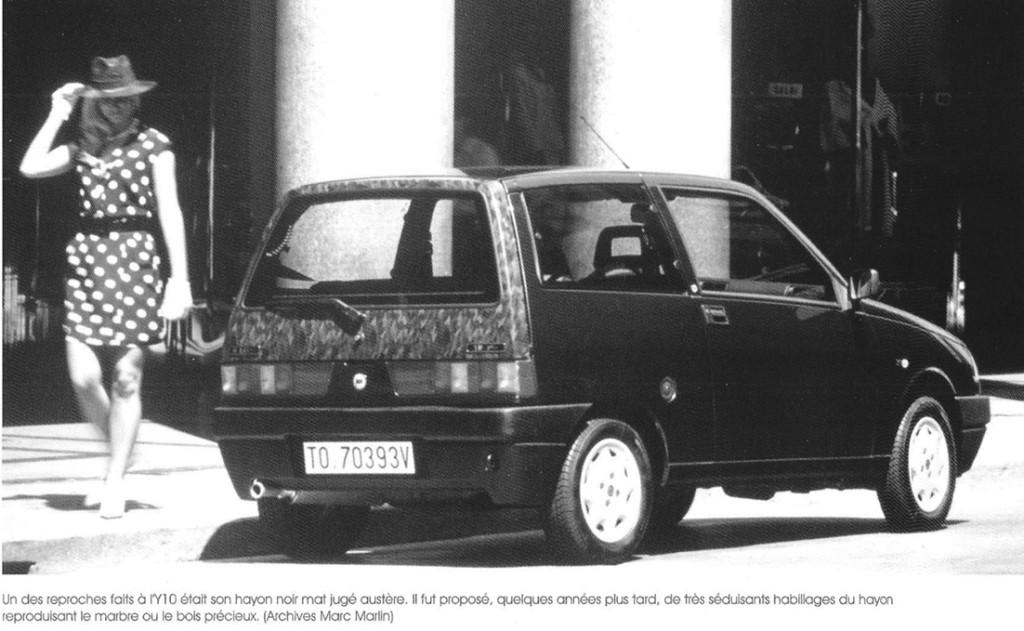 Dominique Pagneux - Lancia - der Y10