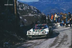 Octane 3/2017 - Rallye Monte-Carlo 1977