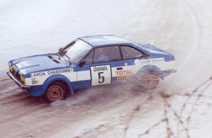 Beta Coupé Chardonnet - 24 Stunden Chamonix 1977
