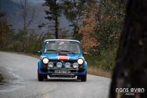 Rallye Monte-Carlo Historique 2017 - der Chardinnet A112