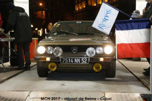 Rallye Monte-Carlo Historique 2017 - Beta Coupé