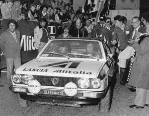 Rallye Monte-Carlo 1975: Amilcare Ballestrieri/Piero Sodano
